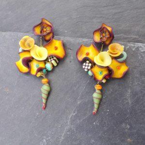 bo grappe jaune automne