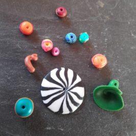 perles polymère