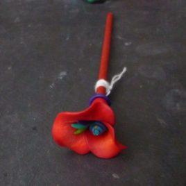 pic AROME rouge vermillon
