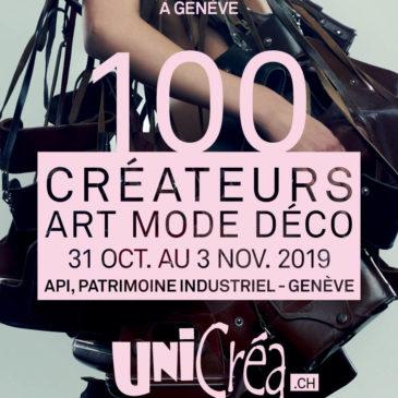 expo à Genève du 31 octobre au 3 novembre 2019