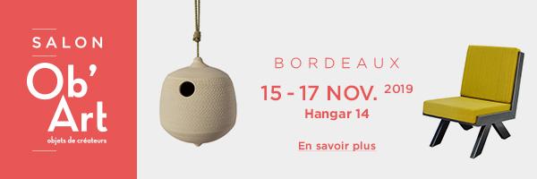 expo Ob'Art Bordeaux du 15 au 17 novembre 2019